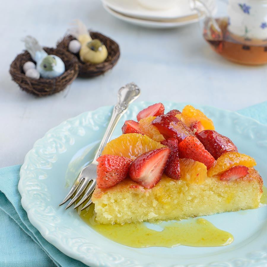 Easter Ricotta Cake Recipe