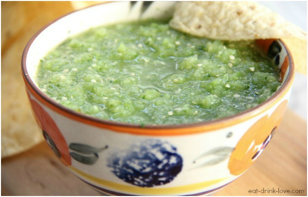Salsa Verde by Eat.Drink.Love
