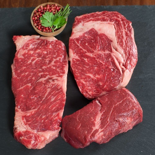 perfect wagyu steaks for grilling