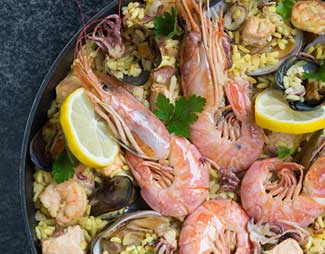 RECIPE: PAELLA