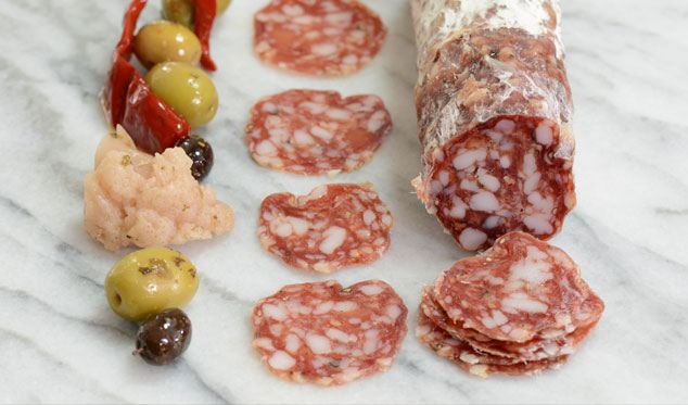 Red Table Salami