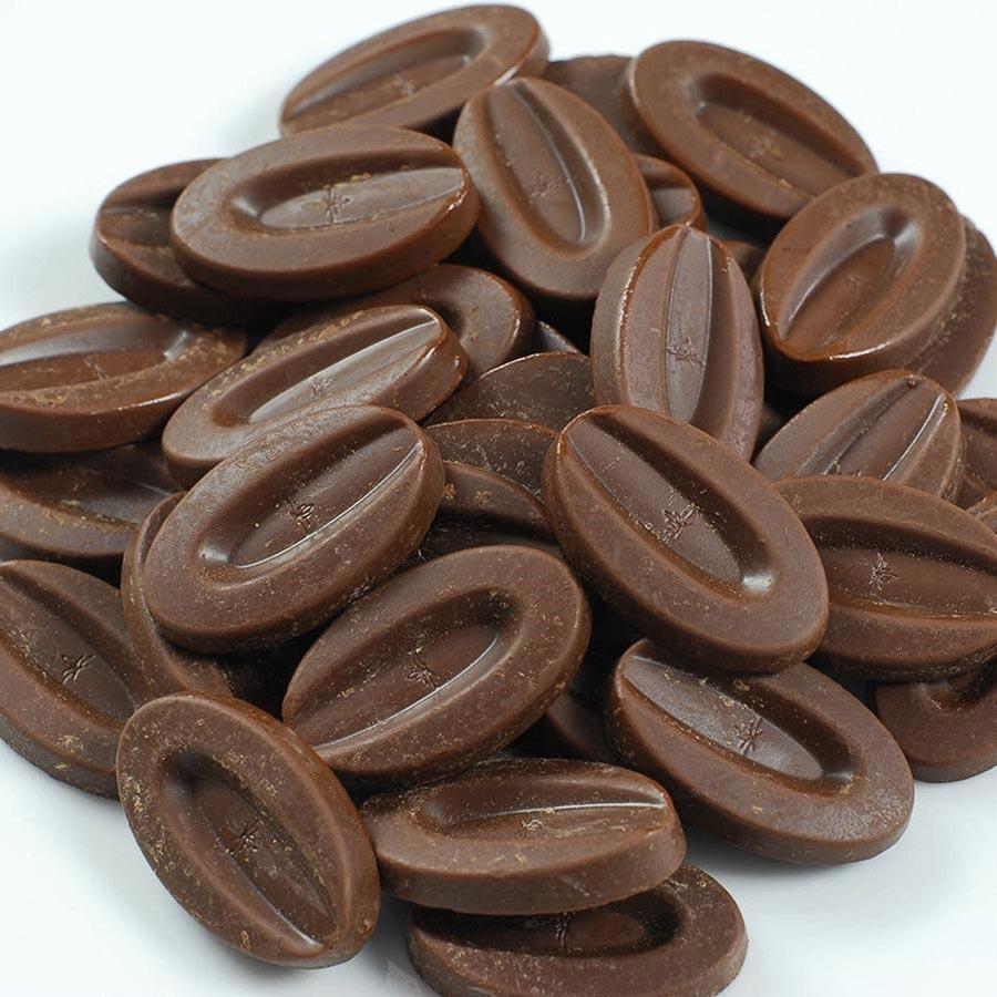 Valrhona Dark Chocolate Pistoles - 70%, Guanaja Noir by Valrhona ...