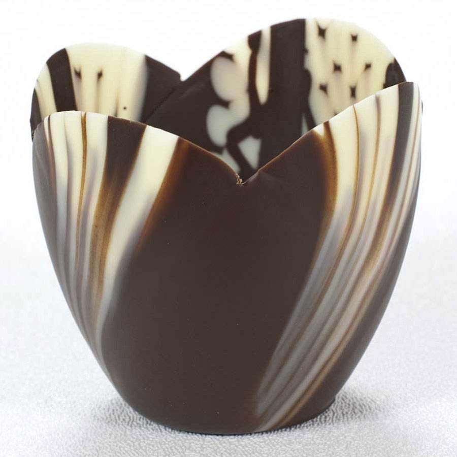 Chocolate Cups | Truffle Shells | Buy Edible Chocolate Cups