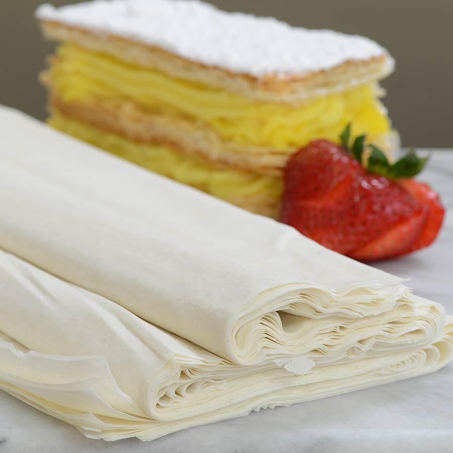 Buy Filo Dough Filo Dough Sheets Frozen Pastry Sheets