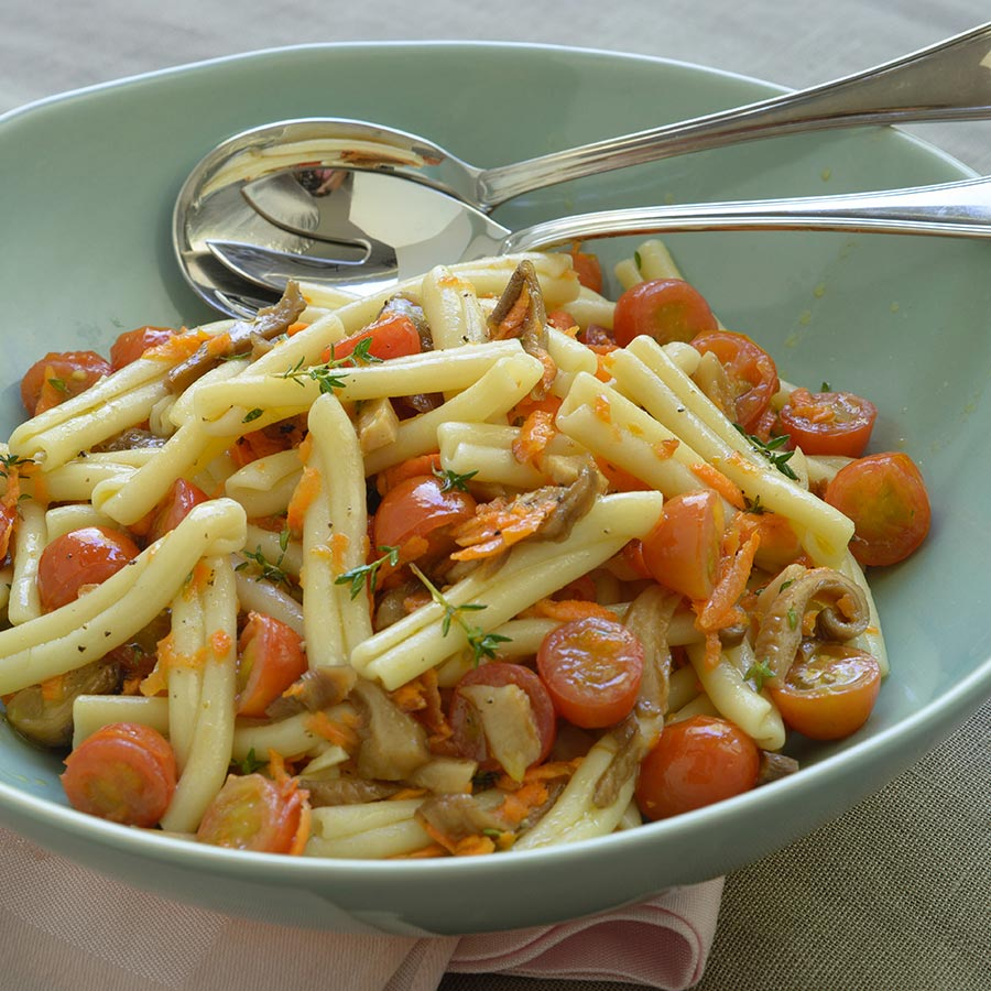 Pasta Salad With Honey and Thyme Photo [2]